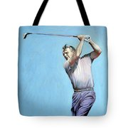 Mr Palmer Tote Bag