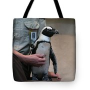 Mr. Penguin Tote Bag