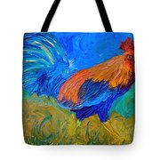 Mr. Rooster  Tote Bag