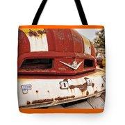 Mr. Rusty Tote Bag