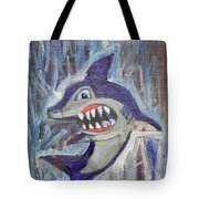 Mr. Shark Tote Bag