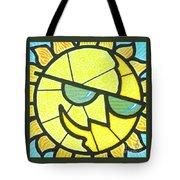 Mr Sunny Day Tote Bag