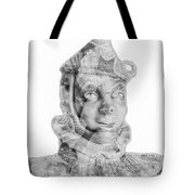 Mr Tin Tote Bag