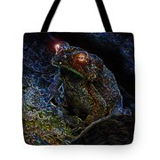 Mr Toads Wild Eyes Tote Bag