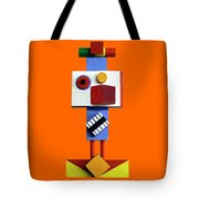 Mr. Tote Bag