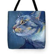 Mr. Waffles Tote Bag