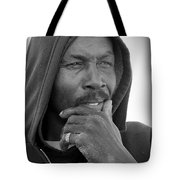 Mr Willie Brown Tote Bag