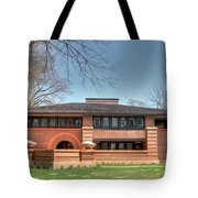 Mr. Wright's Neighborhood Tote Bag