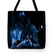Mrmt #70 Enhanced In Blue Tote Bag