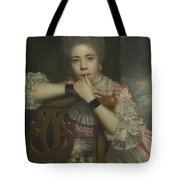 Mrs Abington As Miss Prue In Love For Love By William Congreve Tote Bag