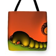 Mrs. And Mr. Centipede Tote Bag