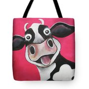 Mrs Cow Tote Bag