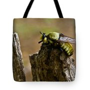 Mrs. Fly Tote Bag