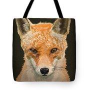 Mrs. Foxy Tote Bag