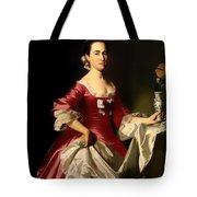Mrs George Watson Tote Bag
