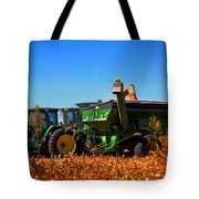 Mrs John Deere Tote Bag