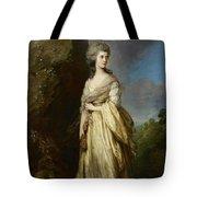 Mrs Peter William Baker Tote Bag