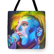Mrs Ziggy Stardust Tote Bag