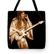Mrsea #48 Enhanced In Amber Tote Bag