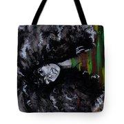Ms Erykah Badu To You Fool Tote Bag