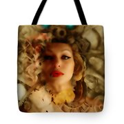 Ms Lady Melissa Tote Bag