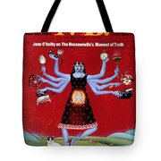 Ms. Magazine, 1972 Tote Bag