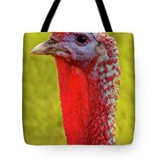 Ms. Turkey Tote Bag