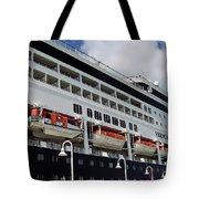 Ms Veendam Tote Bag