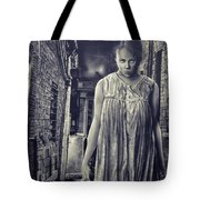 Mss Creepy Tote Bag