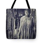 Mss Creepy Tote Bag