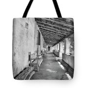 Mission Carmel 1 Tote Bag