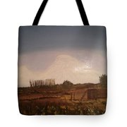 Mt. Ararat Tote Bag