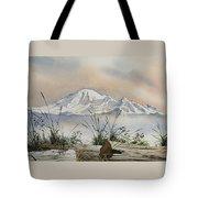 Mt. Baker Cascade Coast Tote Bag