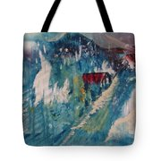 Mt Cabins Tote Bag by Gregory Dallum