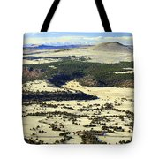 Mt. Capulin New Mexico Tote Bag