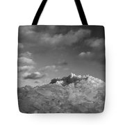 Mt. Chilly Tote Bag