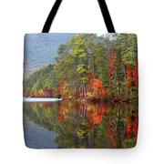 Mt. Chocorua Reflections II Tote Bag