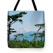 Mt. Fuji ... Tote Bag