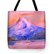 Mt Hood 04 Tote Bag
