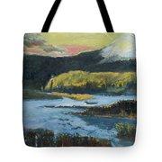 Mt Hood Dazzle Tote Bag