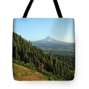 Mt Hood In The Distance Tote Bag