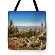 Mt. Howard, Wallowa Lake Tote Bag