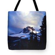 Mt. Jefferson Photograph Tote Bag
