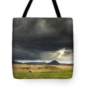Mt Keilir, Iceland Tote Bag