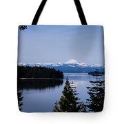 Mt Lassen 2 Tote Bag