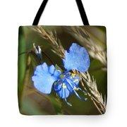 Mt. Lemmon Flower Tote Bag