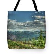 Mt. Marston Scenic View Tote Bag