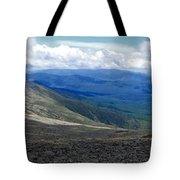 Mt Monroe Panorama Tote Bag