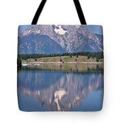 Mt. Moran Tote Bag