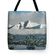 Mt Princeton Co Tote Bag